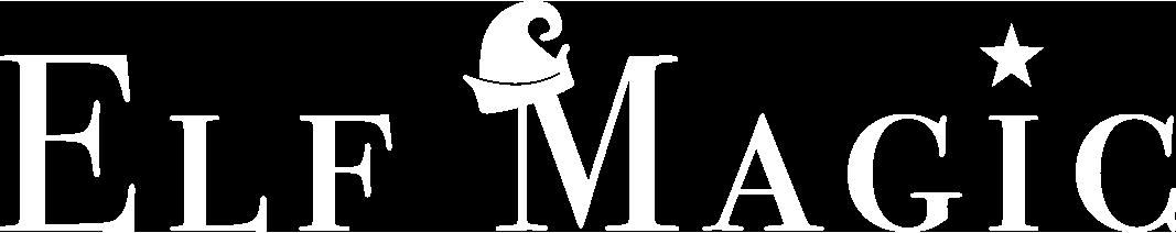 elf-magic-logo white