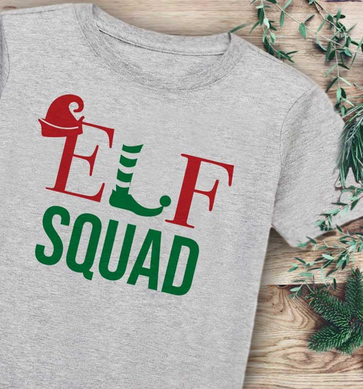 Elf Squad Grey