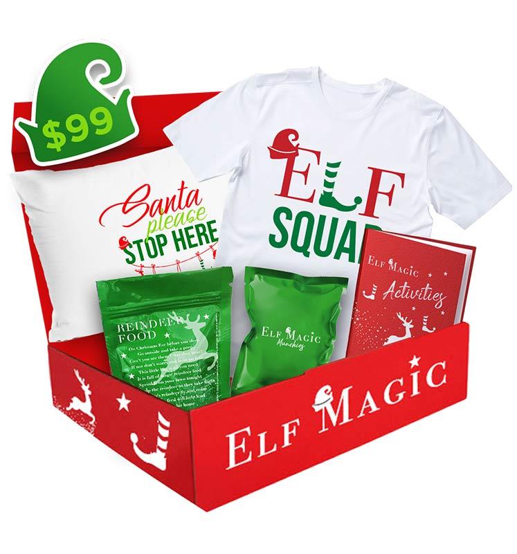 Elf Magic Premium Box